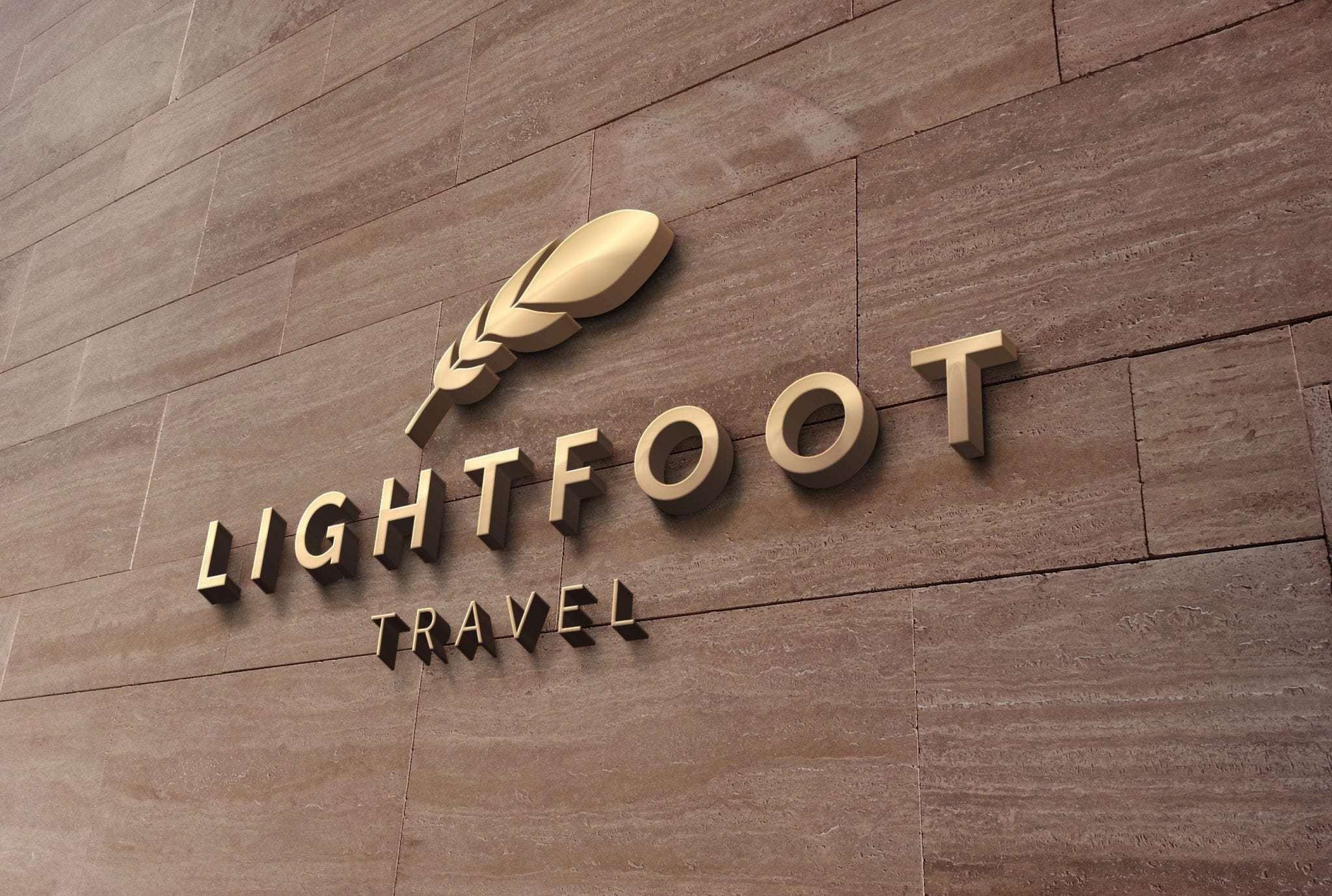 Sugati Travel CRM client - lightfoot travel logo
