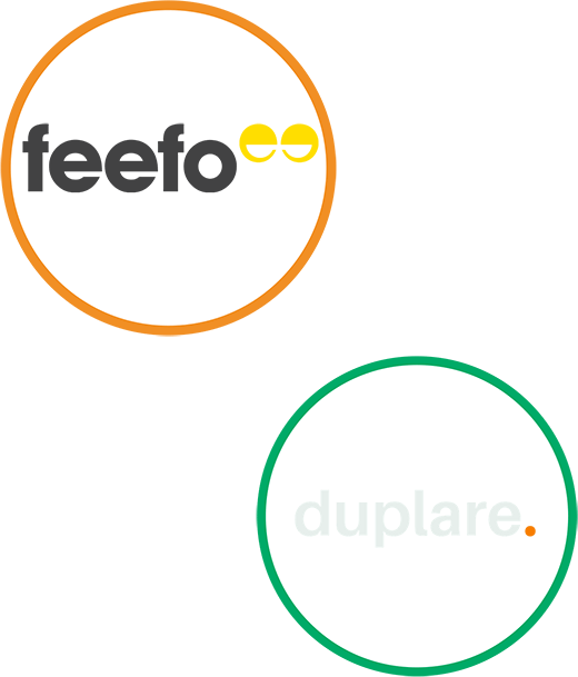 feefo and duplare Sugati CRM partners