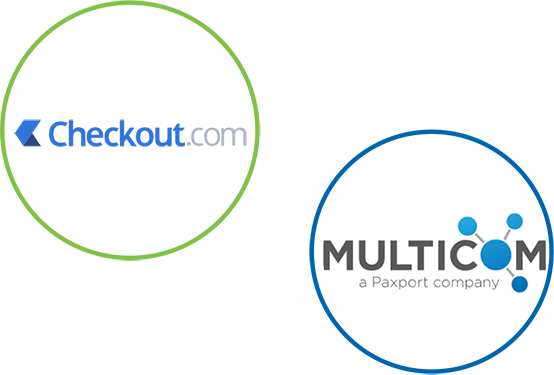 checkout and multicom Sugati CRM partners