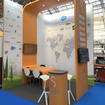 Sugati at Travel Technology Europe